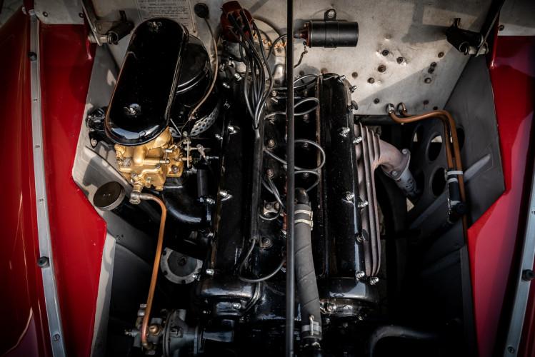 1947 Alfa Romeo Freccia d'oro 6C 2500 Sport 47