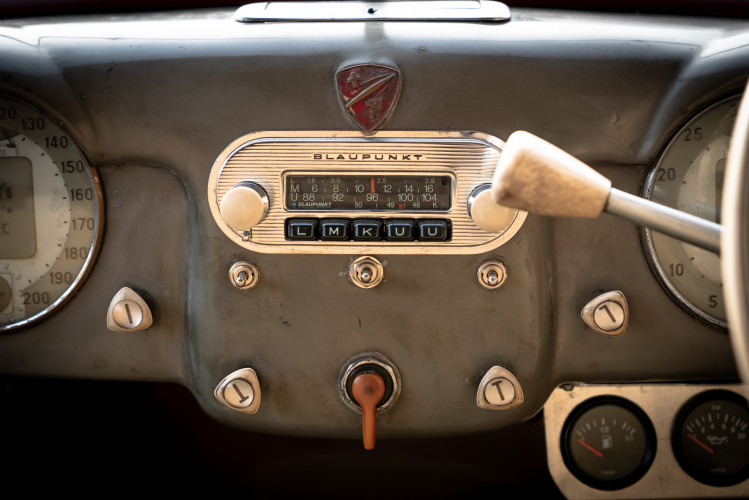 1947 Alfa Romeo Freccia d'oro 6C 2500 Sport 65