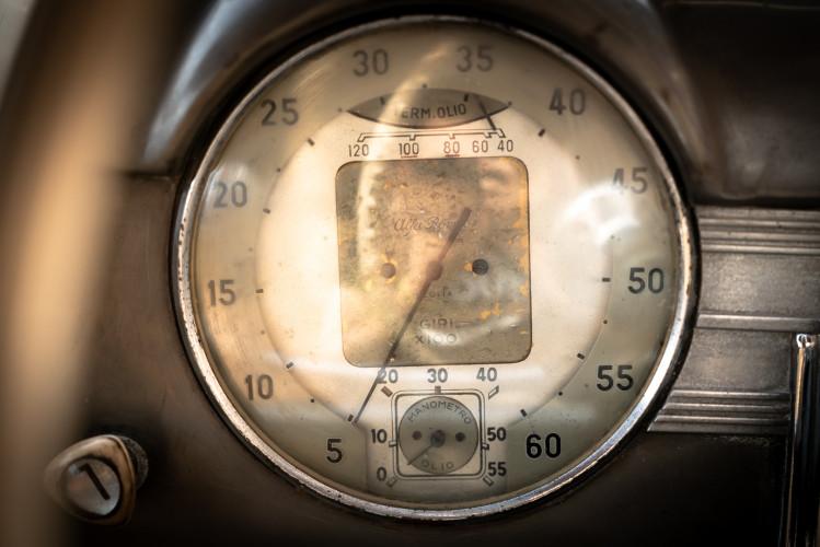 1947 Alfa Romeo Freccia d'oro 6C 2500 Sport 73