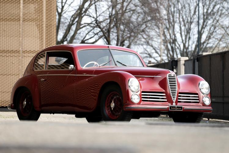 1947 Alfa Romeo Freccia d'oro 6C 2500 Sport 7