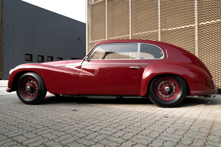1947 Alfa Romeo Freccia d'oro 6C 2500 Sport 8