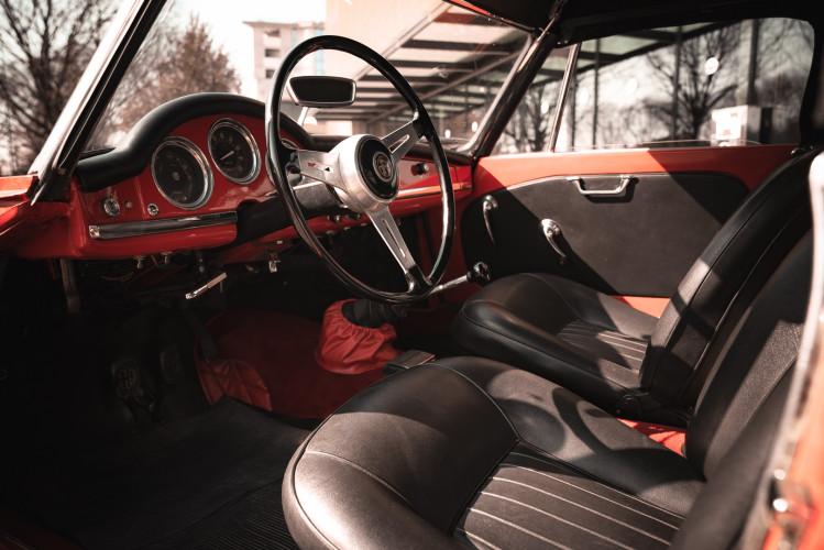 1963 Alfa Romeo Giulia Spider  26