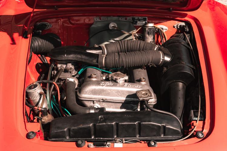 1963 Alfa Romeo Giulia Spider  43