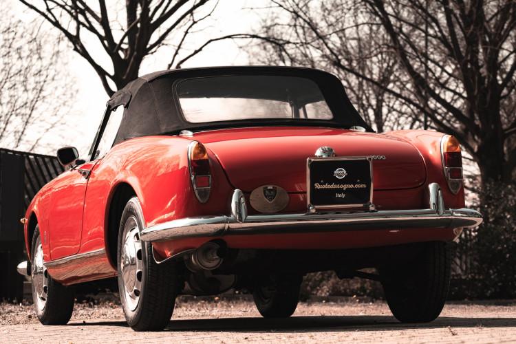 1963 Alfa Romeo Giulia Spider  9