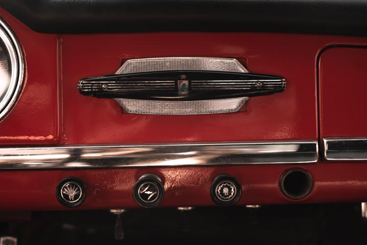 1963 Alfa Romeo Giulia Spider  37
