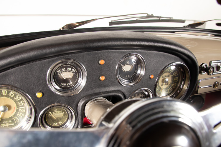 1956 Alfa Romeo 1900 CSS 14