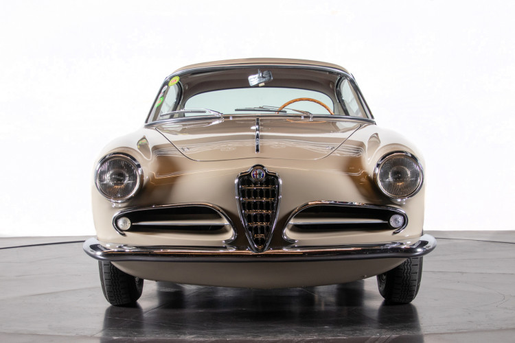 1956 Alfa Romeo 1900 CSS 7