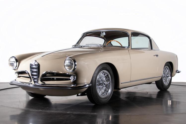1956 Alfa Romeo 1900 CSS 0