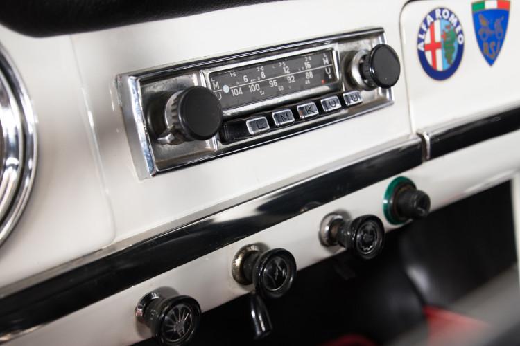 1962 Alfa Romeo Giulia spider 1600 20