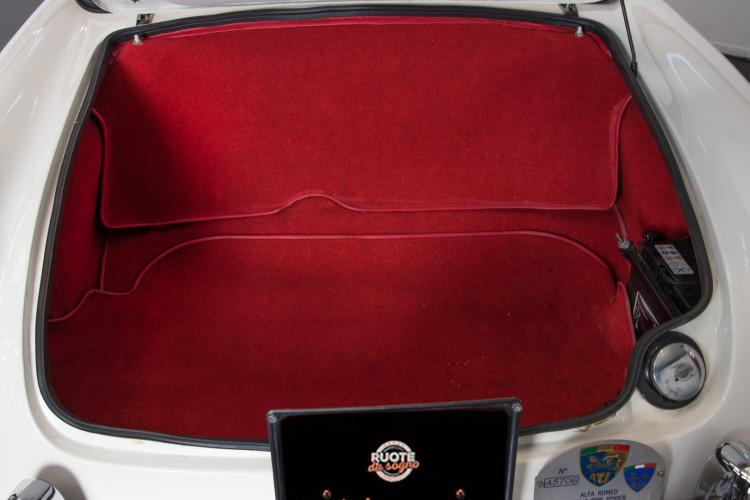 1962 Alfa Romeo Giulia spider 1600 28