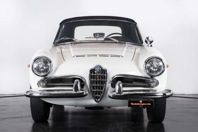 1962 Alfa Romeo Giulia spider 1600 11