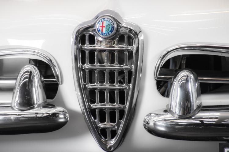1962 Alfa Romeo Giulia spider 1600 13