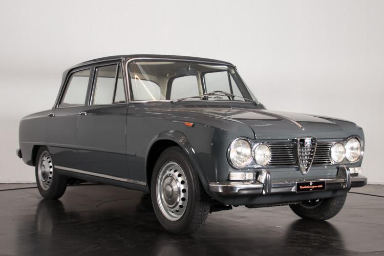1965 Alfa Romeo Giulia Super 1600 3
