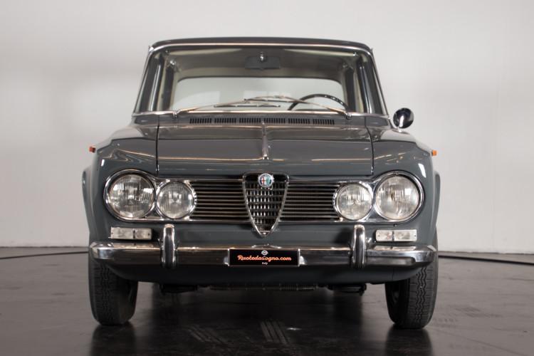 1965 Alfa Romeo Giulia Super 1600 1