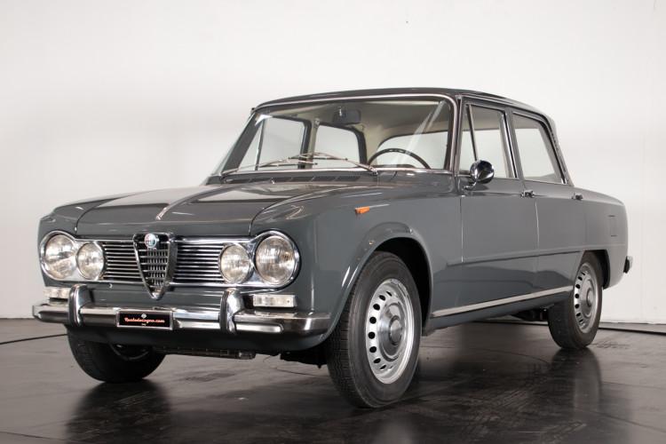 1965 Alfa Romeo Giulia Super 1600 0
