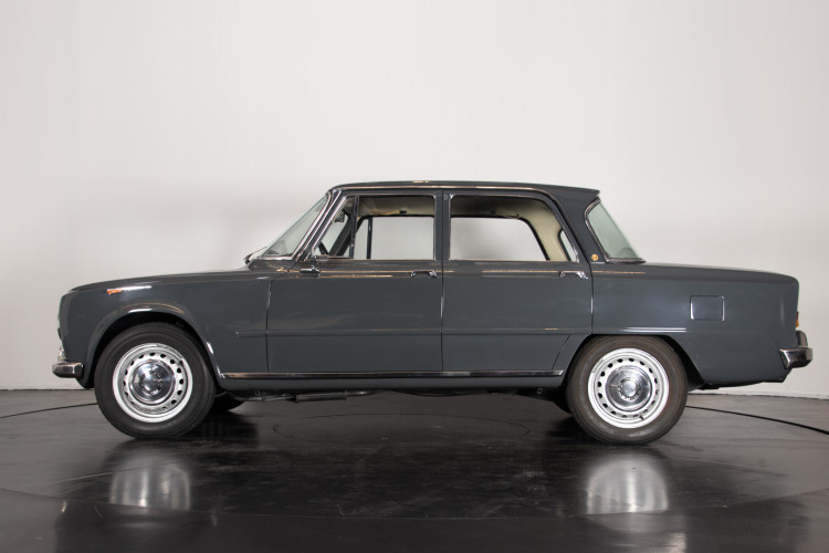 1965 Alfa Romeo Giulia Super 1600 10