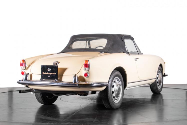 1959 Alfa Romeo Giulietta spider 32