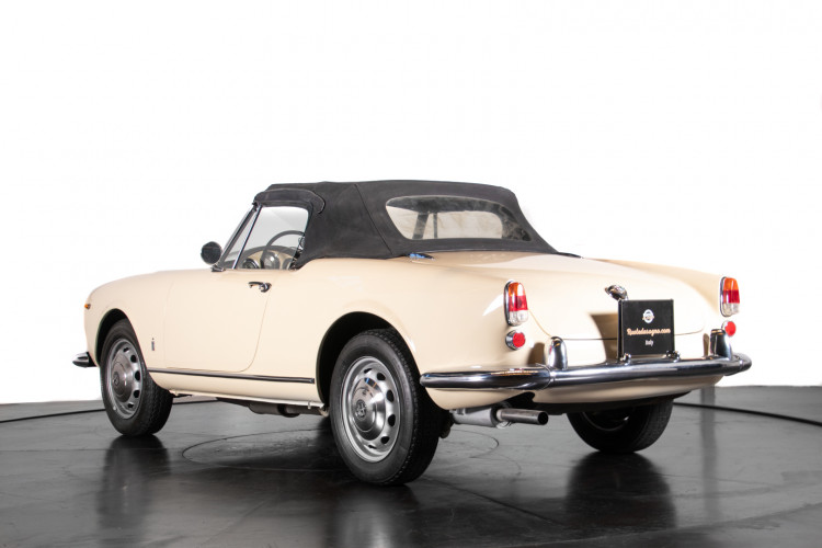 1959 Alfa Romeo Giulietta spider 30