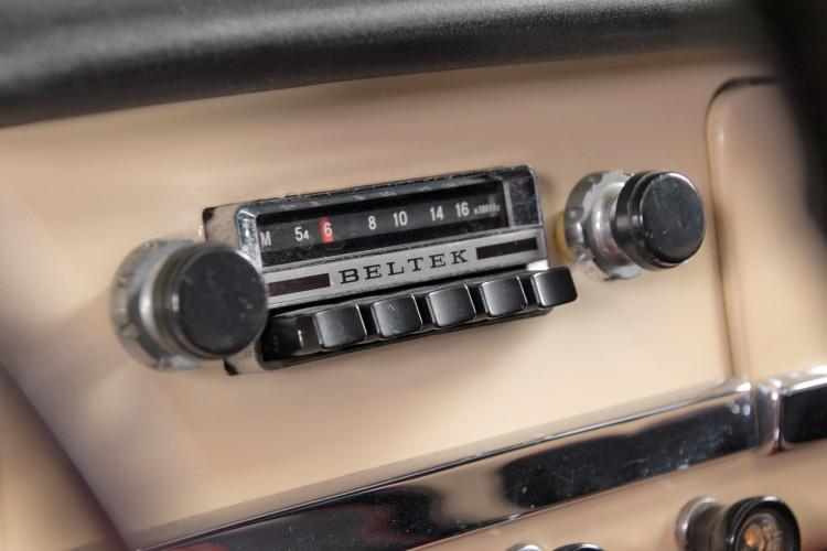 1959 Alfa Romeo Giulietta spider 16