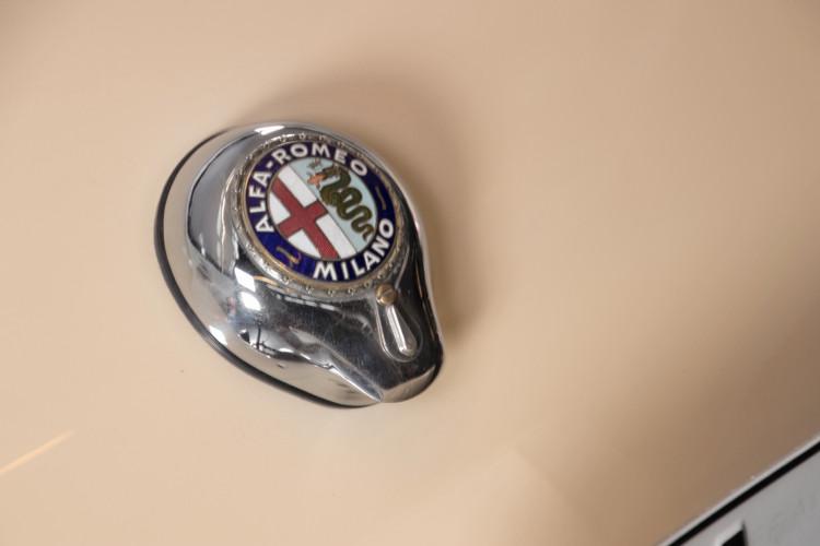 1959 Alfa Romeo Giulietta spider 22
