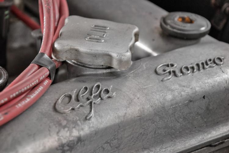 1959 Alfa Romeo Giulietta spider 29