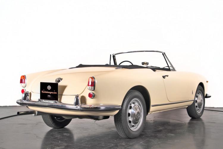 1959 Alfa Romeo Giulietta spider 4