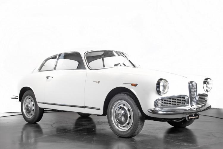 1961 Alfa Romeo Giulietta Sprint  3