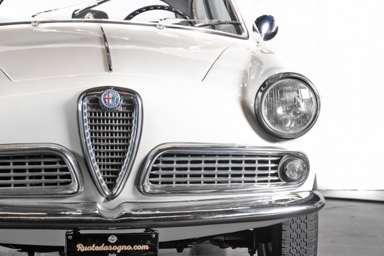 1961 Alfa Romeo Giulietta Sprint  12