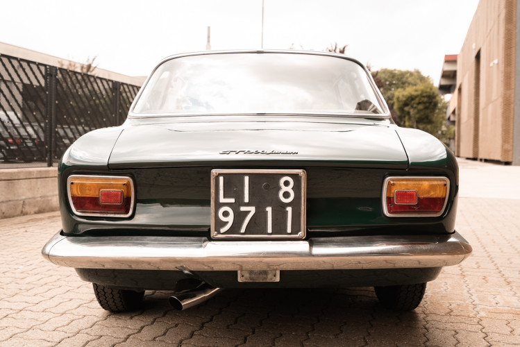 1966 Alfa Romeo GT 1300 Junior Scalino 7