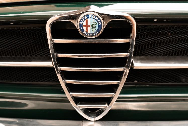 1966 Alfa Romeo GT 1300 Junior Scalino 11