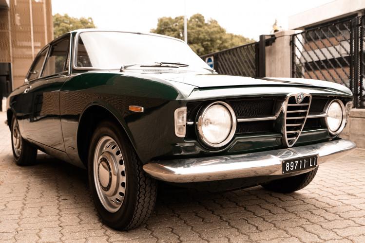 1966 Alfa Romeo GT 1300 Junior Scalino 1