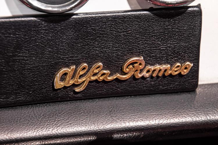 """1969 Alfa Romeo Duetto Spider 1750 """"Osso di Seppia"""" 36"""