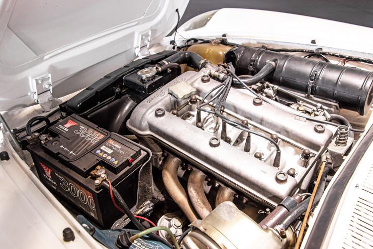 """1969 Alfa Romeo Duetto Spider 1750 """"Osso di Seppia"""" 42"""