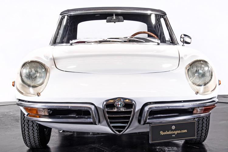 """1969 Alfa Romeo Duetto Spider 1750 """"Osso di Seppia"""" 7"""