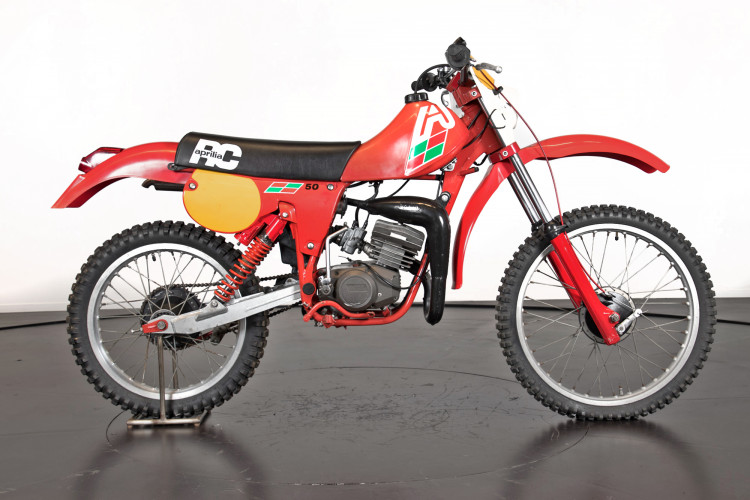 1977 Aprilia Scarabeo 50 RC 2