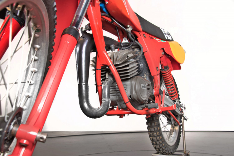 1977 Aprilia Scarabeo 50 RC 9