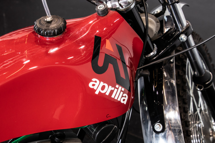 1972 Aprilia Scarabeo Cross 50 10