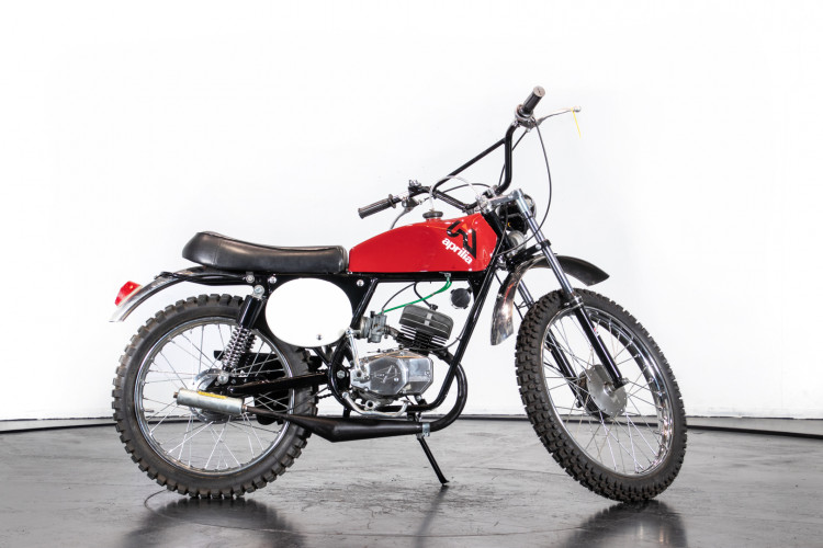1972 Aprilia Scarabeo Cross 50 3