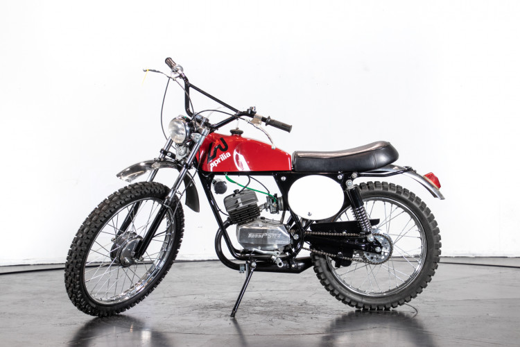 1972 Aprilia Scarabeo Cross 50 0