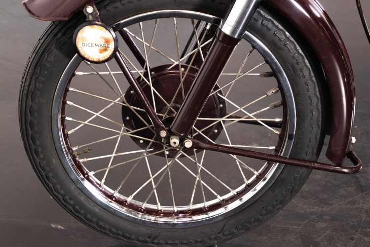1955 Ariel 350 9