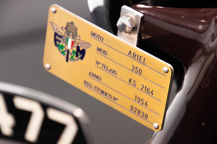 1955 Ariel 350 11