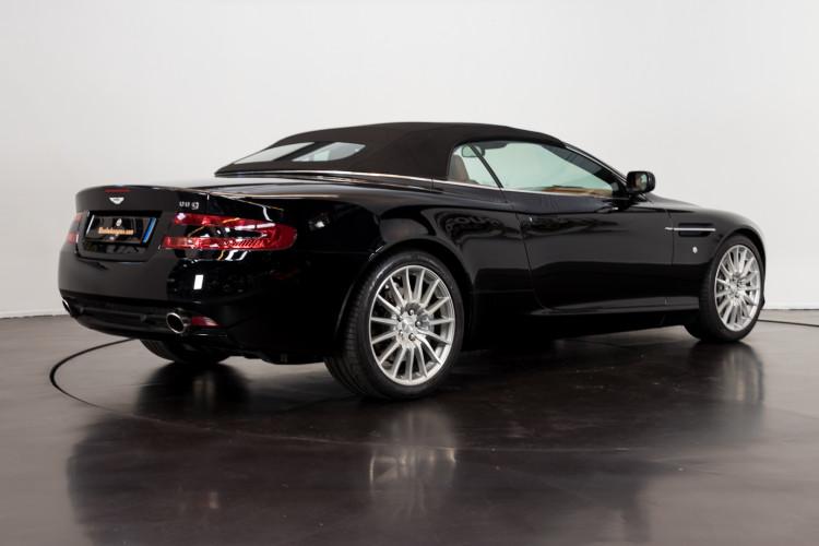 2006 Aston Martin DB9 Volante 7