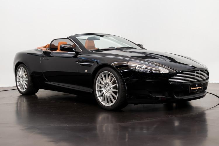2006 Aston Martin DB9 Volante 3
