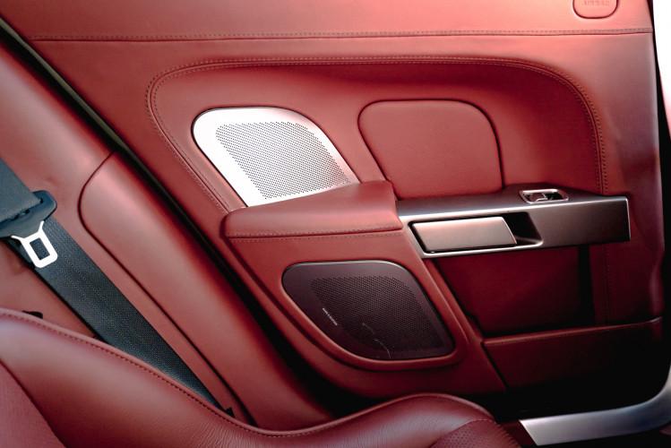 2010 Aston Martin Rapide 6.0 V12 42