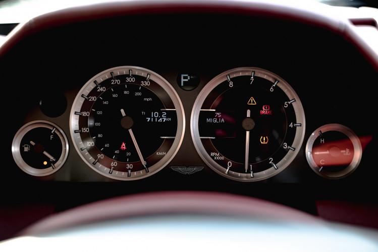 2010 Aston Martin Rapide 6.0 V12 52