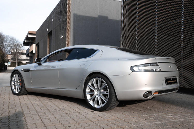 2010 Aston Martin Rapide 6.0 V12 7