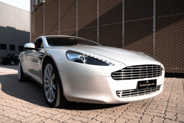 2010 Aston Martin Rapide 6.0 V12 4