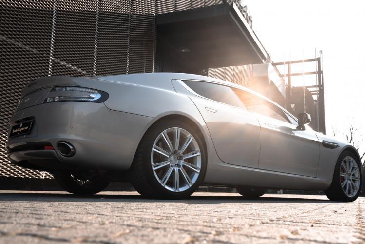 2010 Aston Martin Rapide 6.0 V12 2