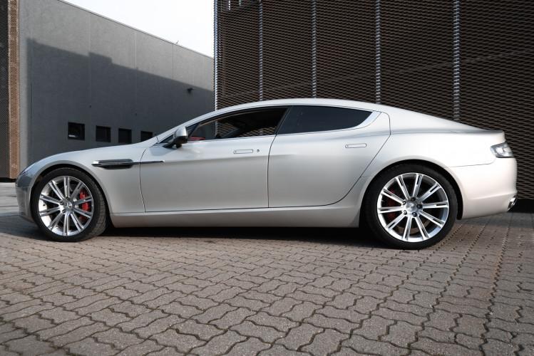 2010 Aston Martin Rapide 6.0 V12 8