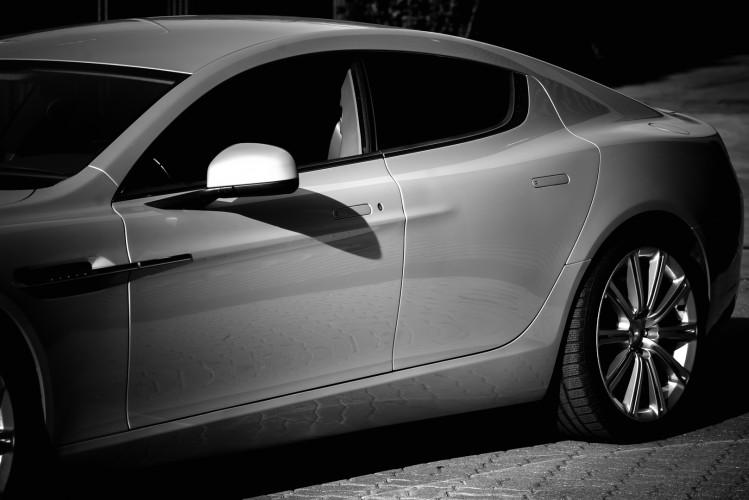 2010 Aston Martin Rapide 6.0 V12 60